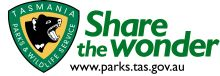 Parks and Wildlife logo